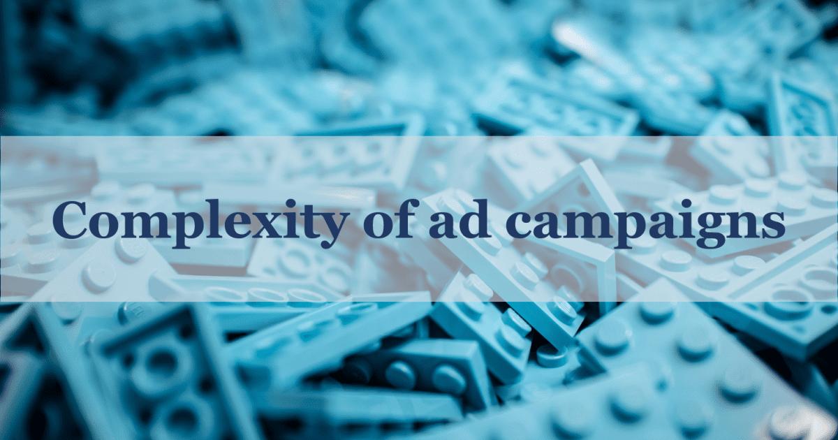 広告アカウントの肥大化について