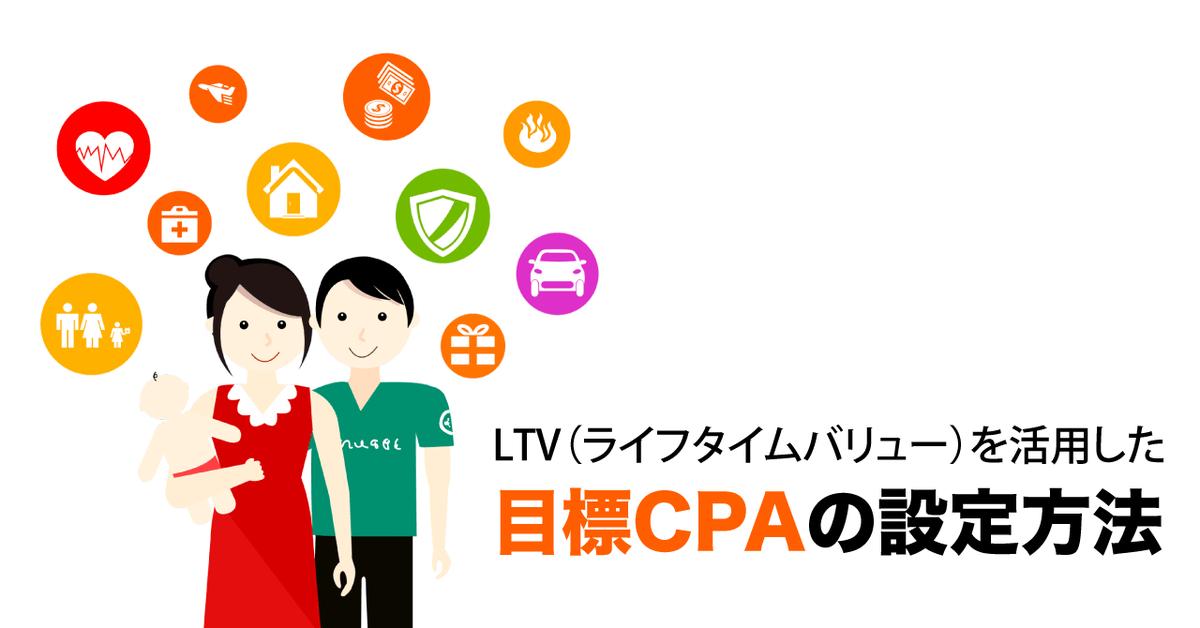 LTV(ライフタイムバリュー)を活用した目標CPAの設定方法