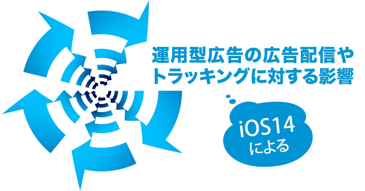 iOS 14による運用型広告の広告配信やトラッキングに対する影響まとめ