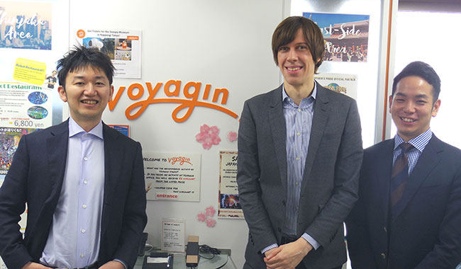 株式会社Voyagin(Voyagin)